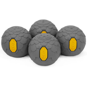 Helinox Vibram Ball Feet Set 4 Pieces, grey